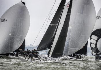 HYS ONE TON CUP: TT Rigging Race Day